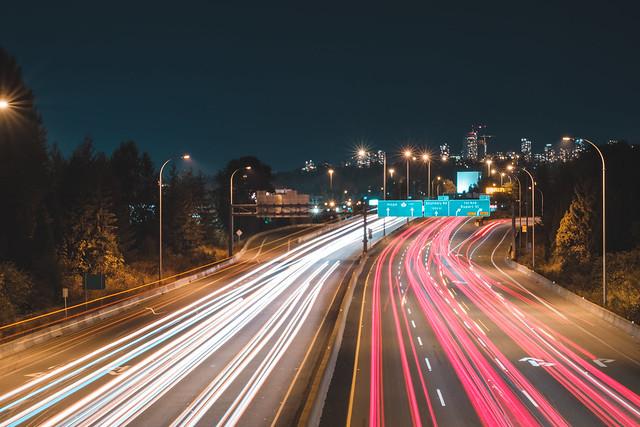 Highway 1 Light Shows