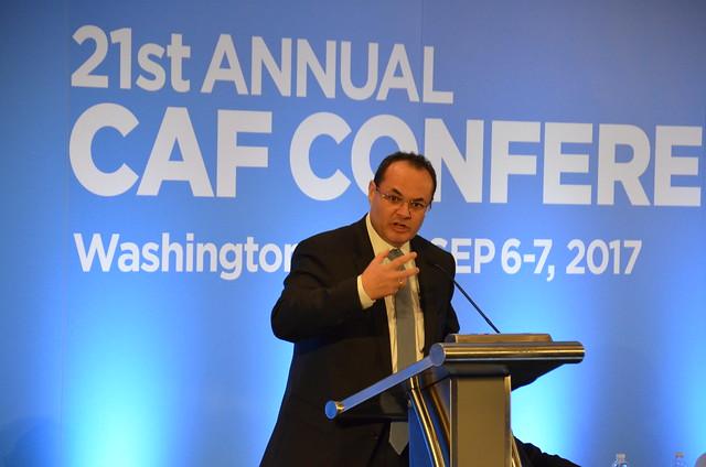 21 Conferencia Anual CAF