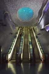 Stazione Toledo, Napoli.