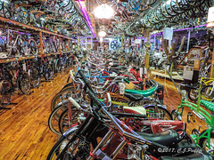 Bicycles & Bicycle Heaven Museum