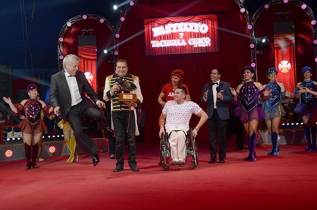 07-sep-17-El Circo De Pastelito y Tachuela Chico realiza un homenaje a Don Francisco