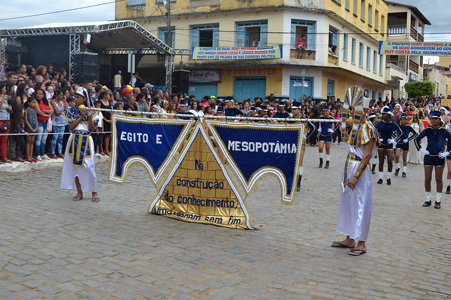 Desfile Cívico Iguaí parte - II