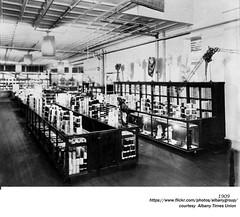 whitney's  dept store ribbon dept  1909  albany ny