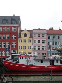 Nyhavn - pretty as a picture