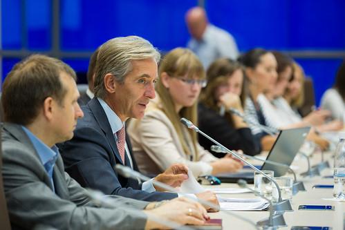 12.09.17 Prima rundă de consultări publice privind elaborarea Planului de acțiuni pentru deschiderea parlamentară