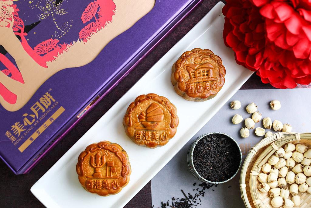 香港美心月饼:东方明珠