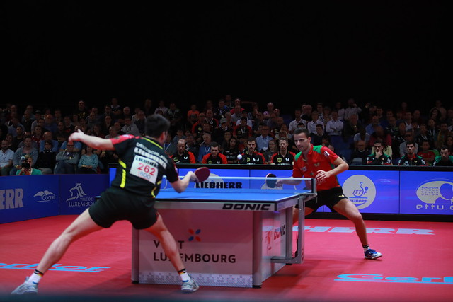 Day 5 - Liebherr 2017 ITTF-European Team Championships