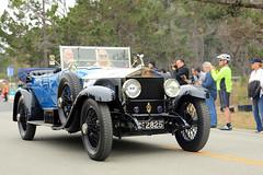 Rolls-Royce Silver Ghost Barker Tourer s-n 84TG 1922 1