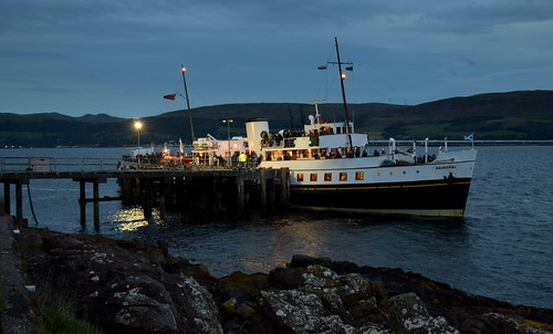 MV Balmoral at Keppel Pier