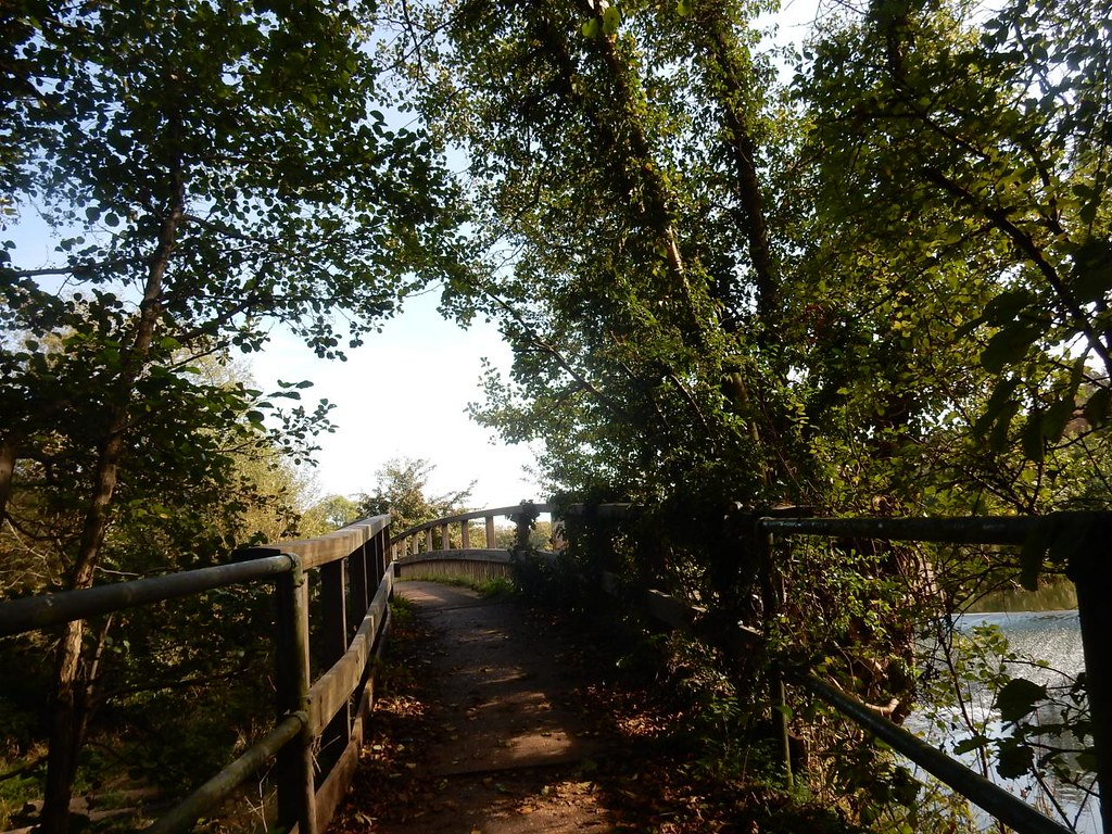 Bridge over the Mole Dorking to Reigate