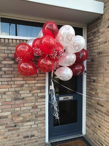 Heliumballonnen Liefde Kaatsheuvel