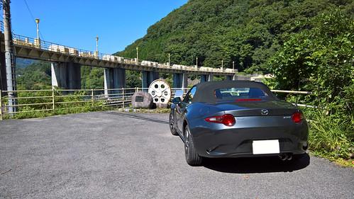 2017_09_09_黒部ダム(栃木)