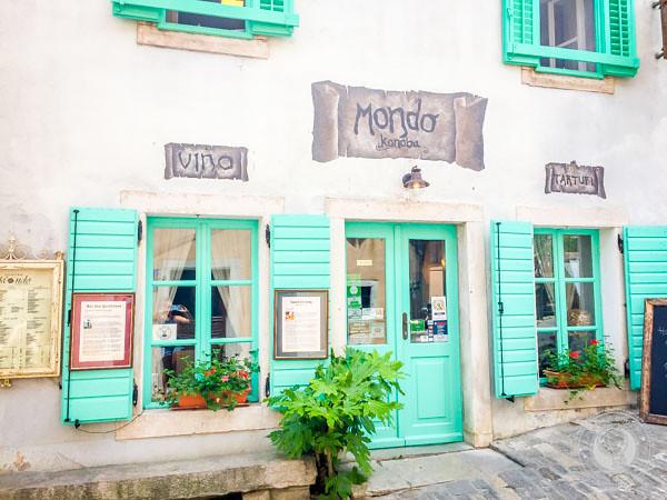 Konoba Mondo Truffle Restaurant Motovun