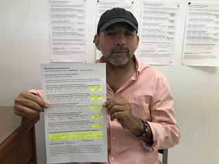 Arturo Segundo Comenta y califica el servicio de Reparacion de Credito en Municipal Credit Service Corp