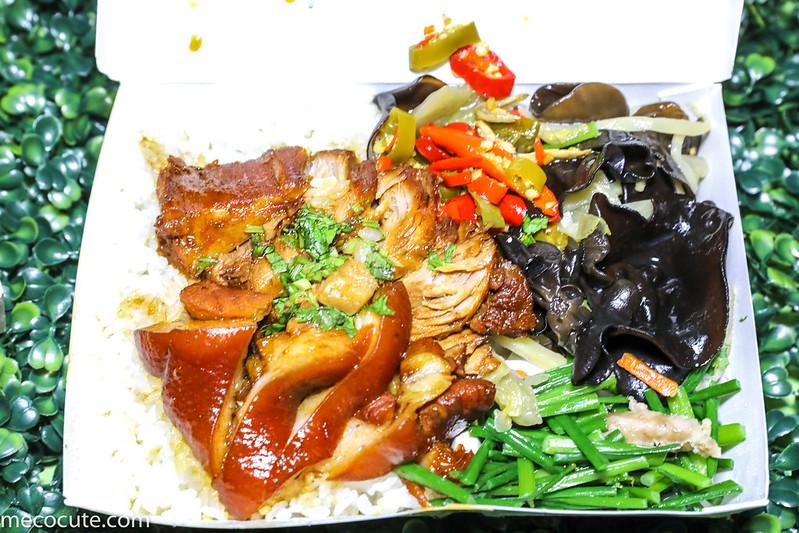 三重便當,三重美食,光興腿庫,光興腿庫菜單,滷大腸 @陳小可的吃喝玩樂
