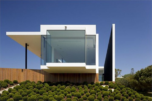 Modern House Design & Architecture : Casa Vale do Lobo, Vale de Lobo, 2011...