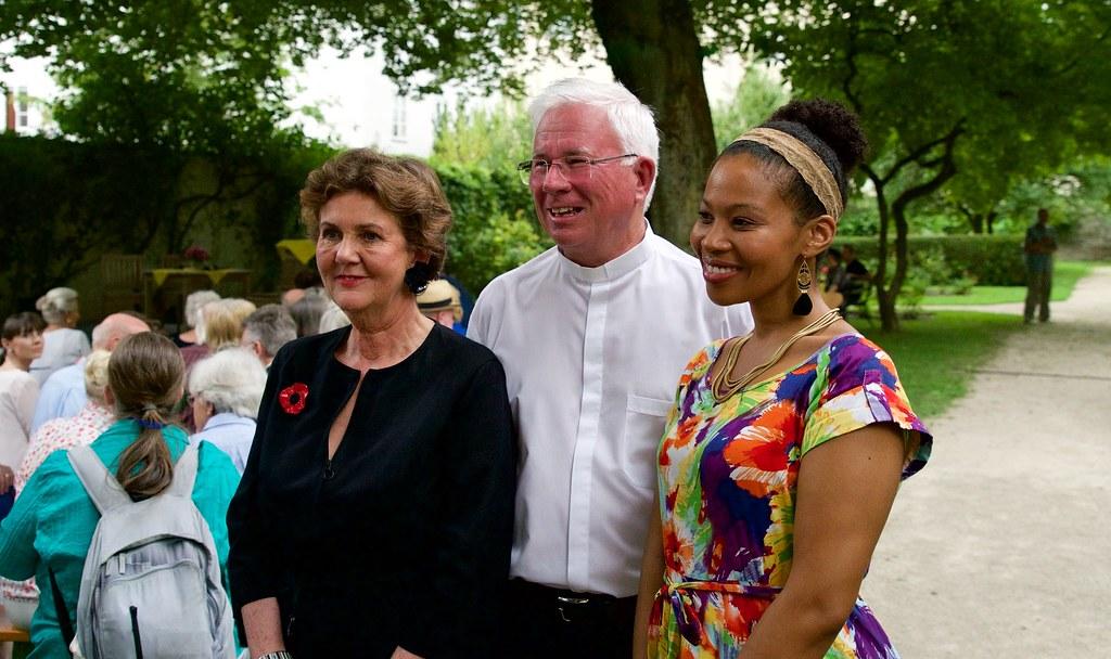 Gartenfest des Erzbischofs - Salzburger Hochschulwochen 2017