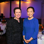 Lord Mayor Clover Moore with Ophenia Liang director of Digital Crew