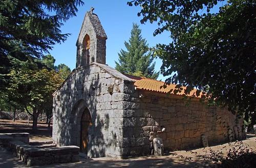 Igreja Românica de Sabroso - Portugal