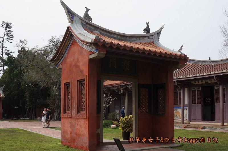 台南孔廟與附近美食04
