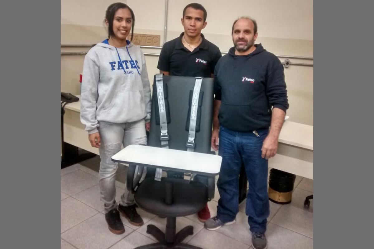 Projetos da Fatec Social auxiliam instituições carentes do município de Jaú