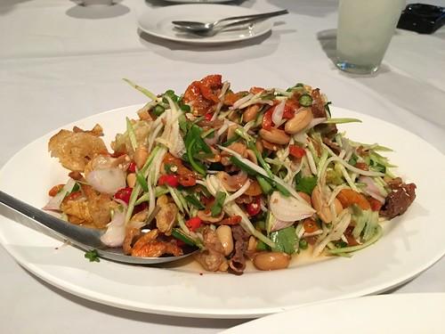 サムイ島で南部料理を食べよう! マイフレンドレストラン