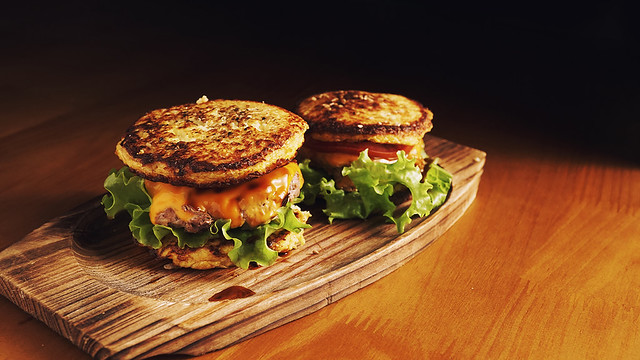 Low Carb Beef Burger – Burger for Low Carb Diet