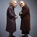 Easy Clay Sculptures : Old People - Ron Mueck...