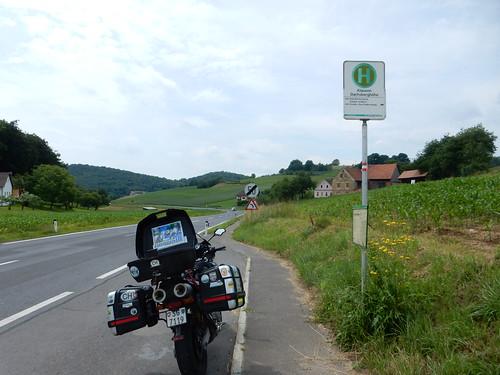 Klausen / Dachsberghöhe 380m