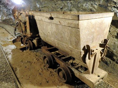 Cortabbio (Lecco) - Miniera di Barite