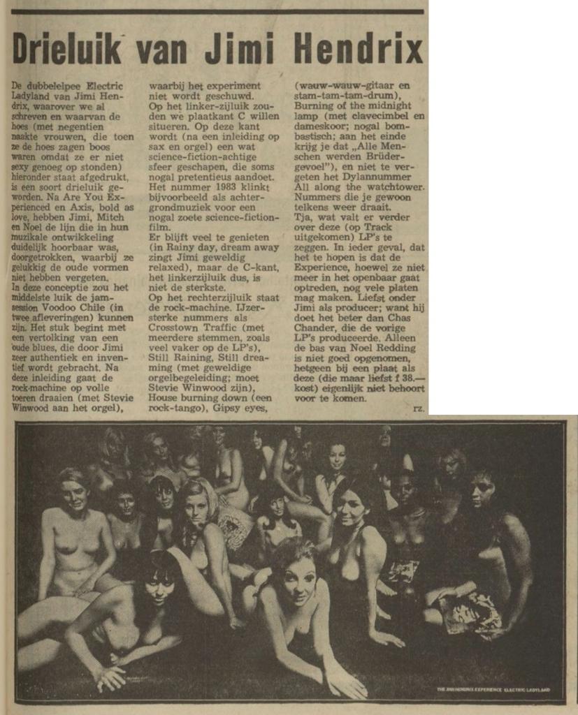 NIEUWSBLAD VAN HET NOORDEN (NETHERLANDS) NOVEMBER 29, 1968
