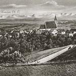 1916 Markt Kreuzen 3601 Georg Ortner sw