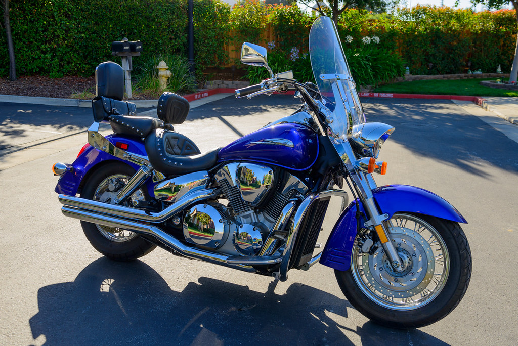 Like New Mint Loaded 2006 Honda Vtx 1300 S With Super Low Miles