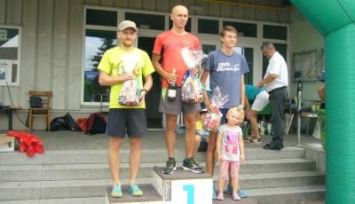 Hlinecký půlmaraton vyhrál Jaromír Hradecký
