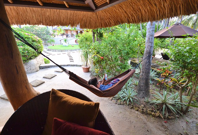 novotel lombok resort and villas hammock