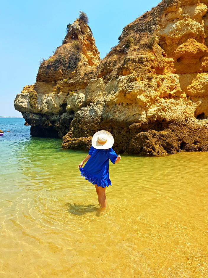 Ponta da Piedade Algarve, Portugal (0011b)