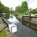 Hoe Mill lock, Ulting, Essex