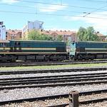 664-014 &664-005 Slovenian railways Ljubljana 03-07-17