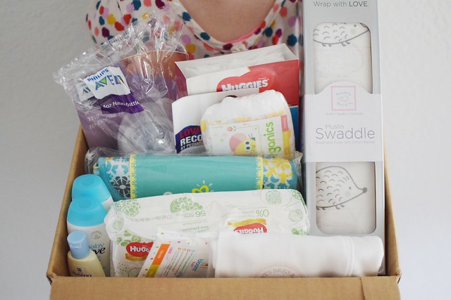 Amazon Baby Welcome Box 2017 | yourwishcake.com