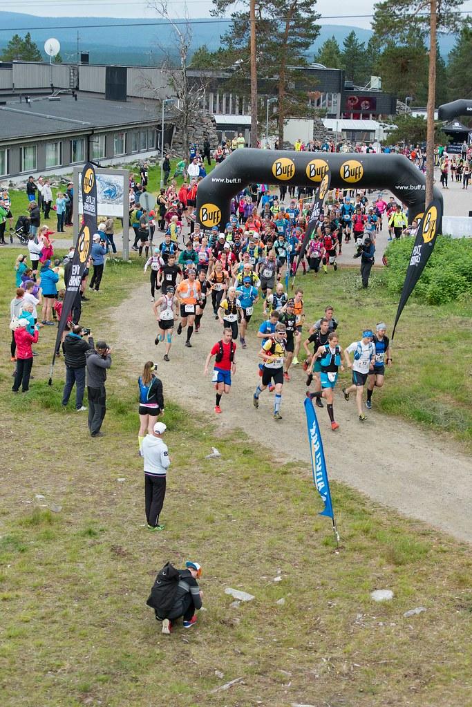 Pyhä tunturimaraton 2017