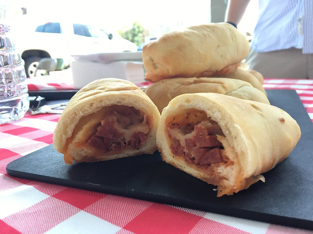Pepperoni Roll Cookoff