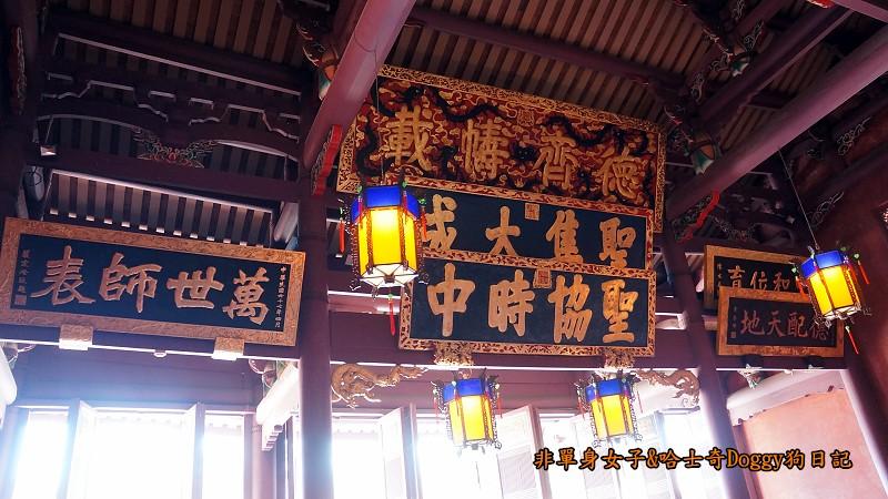 台南孔廟與附近美食14