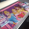 Fabric pull for a Disney princess quilt for a special little quilt fan. :kissing_heart: