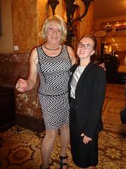 Laurette and Concierge Katrina