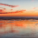 Solitary Viewer, sunset @ Cannon Beach, OR by gks18