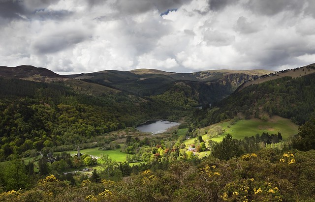 Glendalough Valley, Canon EOS 5DS R, Canon EF 24-70mm f/4L IS USM