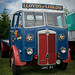 Market Drayton Festival of Transport - August 2016 - Maudslay