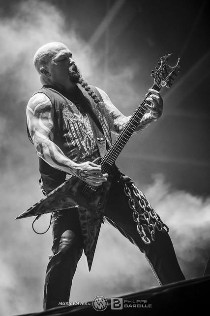 Slayer @ Hellfest 2017, Clisson   18/06/2017