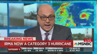 MSNBC Hosts Fret There's Not Enough 'Climate Change' Discussion