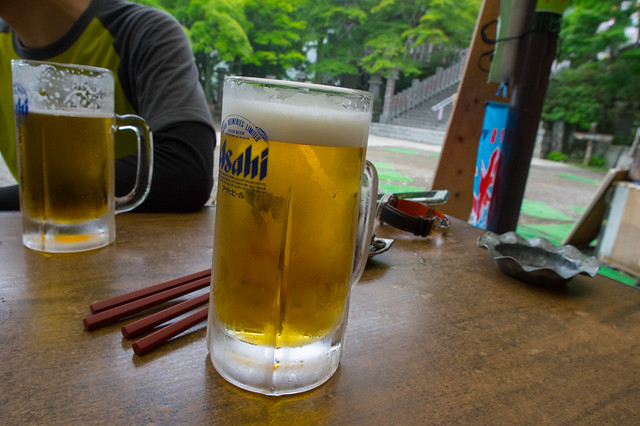 2017.08.05 大山ナイトハイク